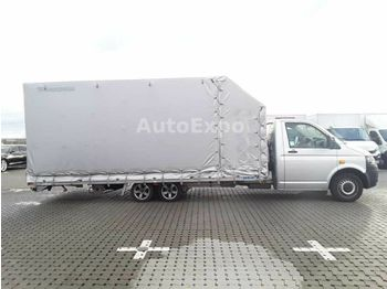 Volkswagen T5 Autotransporter FITZEL 46-20  - tovornjak avtotransporter