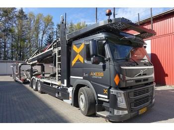 Volvo FM460 6x2 KTT MetagoPro Euro6 Retarder - tovornjak avtotransporter