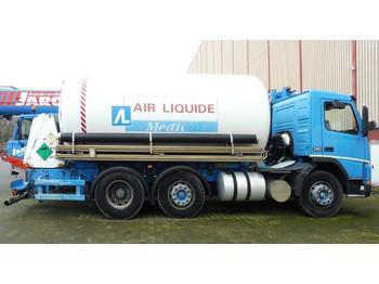 Volvo GAS, Cryo, Oxygen, Argon, Nitrogen, Cryogenic - tovornjak cisterna