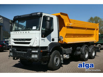 Iveco AD260T36, nur 16.000km, Aufbau Stahl 20m³,Euro V  - tovornjak prekucnik