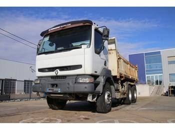 Tovornjak prekucnik Renault KERAX 370 DCI