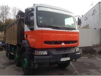 Tovornjak prekucnik Renault KERAX 420-32 8X4