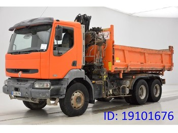 Tovornjak prekucnik Renault Kerax 320 DCi - 6x4