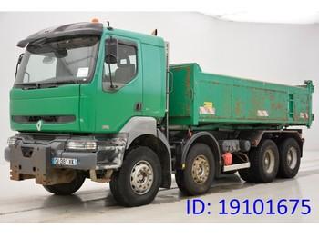 Tovornjak prekucnik Renault Kerax 370 DCi - 8x4