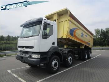 Tovornjak prekucnik Renault Kerax 420.40 8x4