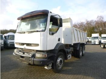 Tovornjak prekucnik Renault Kerax 420 6x4 tipper