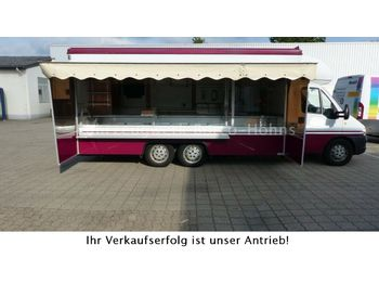 Fiat Verkaufsfahrzeug Borco-Höhns  - tovornjak s hrano