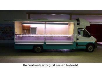 Renault Verkaufsfahrzeug Borco-Höhns  - tovornjak s hrano