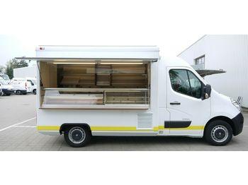 Renault Verkaufsfahrzeug Borco Höhns  - tovornjak s hrano