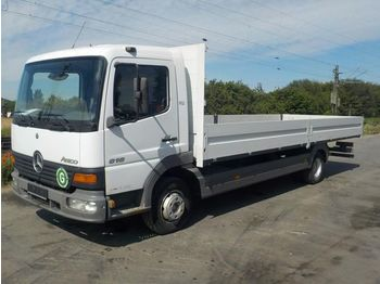 Mercedes Benz ATEGO 818 - tovornjak s kesonom