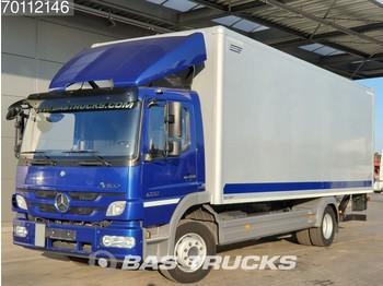 Tovornjak zabojnik Mercedes-Benz Atego 1222 L 4X2 Manual Ladebordwand Euro 5: slika 1