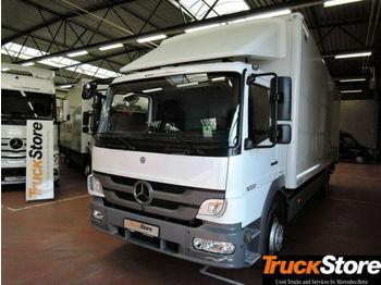 Tovornjak zabojnik Mercedes-Benz Atego 1222 L S-Fahrerhaus 4x2