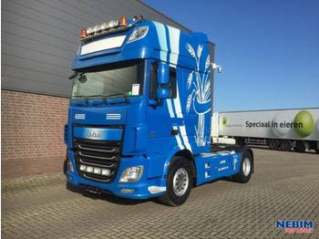DAF XF510 Euro 6 4x2 - MANUAL / INTARDER - tracteur routier