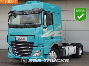 DAF XF 440 4X2 Hydraulik Standklima ADR Euro 6 - tracteur routier