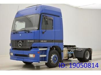 Tracteur routier Mercedes-Benz Actros 1840LS: photos 1