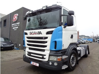 Tracteur routier Scania R 500 Manual/hydraulic