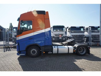 Volvo FH 420 EURO 6 MEGA GLOBETROTTER HEFSCHOTEL / HYDRAULIC FIFTH WHEEL - tracteur routier