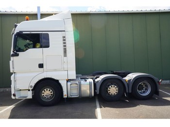 MAN TGX 26.440 6X2 EURO 6 597.000KM - tractor
