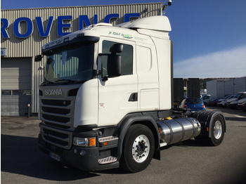 Scania G340 LNG - tractor