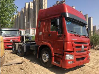 Howo Howo truck Head - tractor truck