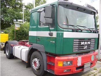 MAN 19.364 Kipphydraulik 1. Hand - tractor truck