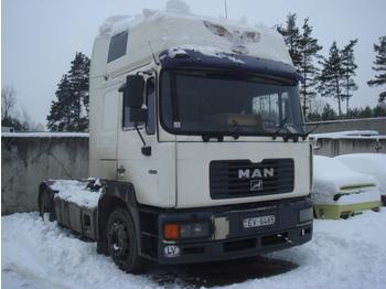 MAN 19.414 - tractor truck