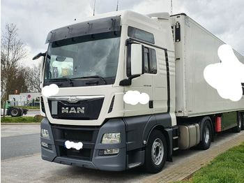 MAN TGX 18.440 XXL *2-Tanks *ACC *1.Hand *TOP  - tractor truck