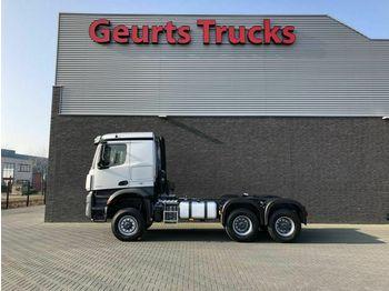 Mercedes-Benz AROCS 3345 AS 6X6 TREKKERS  - tractor truck