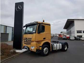 Mercedes-Benz Arocs 1845 LS 4x4 HAD Retarder Kipphydraulik  - tractor truck