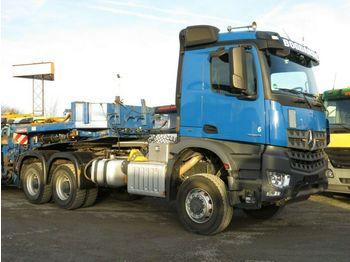 Mercedes-Benz Arocs 3353 AS 6x6 Sattelzugmaschine Grounder  - tractor truck