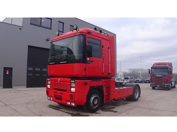 Renault AE 440 Magnum (MANUAL GEARBOX / BOITE MANUELLE) - tractor truck