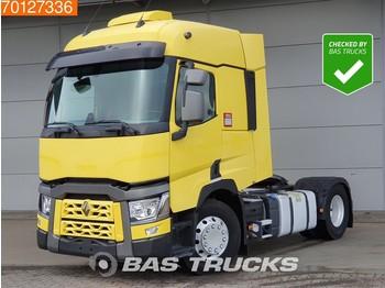 Tractor truck Renault T 460 4X2 Retarder Standklima Sleep Euro 6