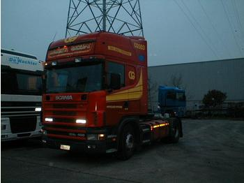 SCANIA 124 - tractor truck