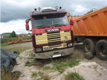SCANIA 143M - tractor truck