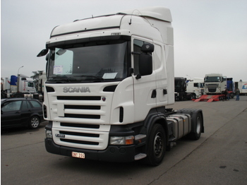 SCANIA R420 HIGHLINE - tractor truck