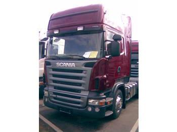 SCANIA R420 Topline - tractor truck