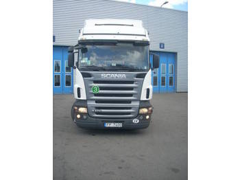 SCANIA R470 - tractor truck