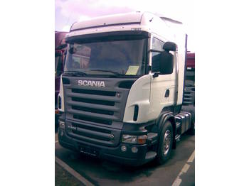 SCANIA R500 HI-LINE - tractor truck