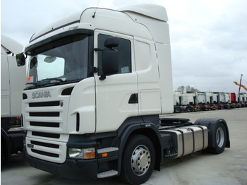 SCANIA R 420 HIGHLINE - tractor truck