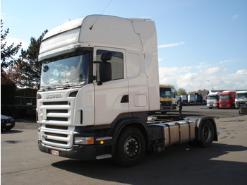 SCANIA R 420 TOPLINE - tractor truck