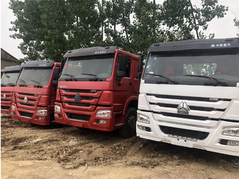 SINOTRUK Howo 375 Tractor Units - tractor truck