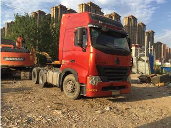 SINOTRUK Howo 380 truck head - tractor truck