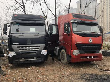 SINOTRUK Howo Tractor Units - tractor truck
