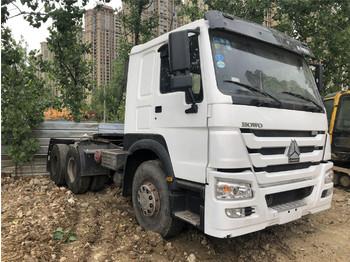 SINOTRUK Howo Tractors 371 - tractor truck