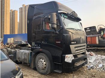 SINOTRUK Howo Tractors Unit - tractor truck