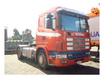 Scania 124l-360 - tractor truck