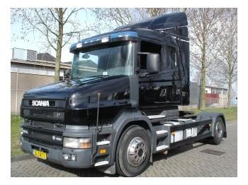 Scania 164L 480 TORPEDO - tractor truck