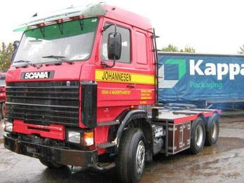 Scania R143 6x4 - tractor truck