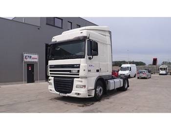 DAF 105 XF 410 (BOITE MANUELLE / MANUAL GEARBOX) - tractor unit