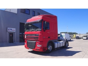 DAF 105 XF 410 Space Cab (MANUAL GEARBOX) - tractor unit
